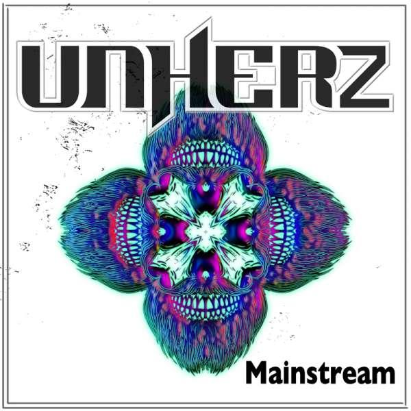 UNHERZ - Mainstream - Digipak-CD