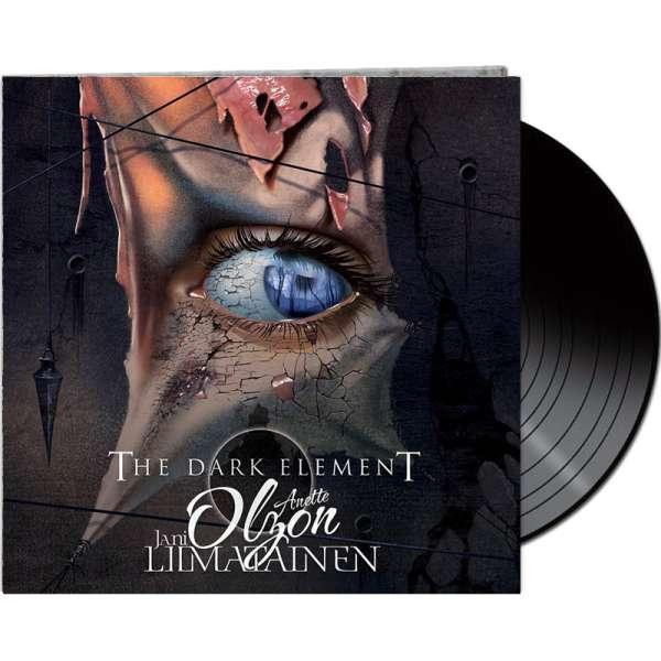 THE DARK ELEMENT - The Dark Element - Ltd. Gatefold BLACK LP