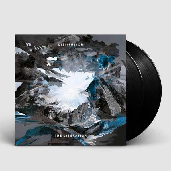 DISILLUSION - The Liberation - Ltd. Gatefold BLACK 2-LP