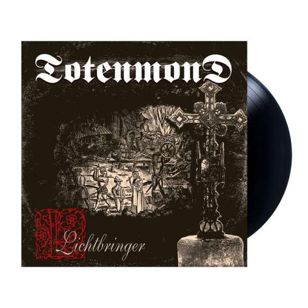 TOTENMOND - Lichtbringer - Ltd. BLACK LP