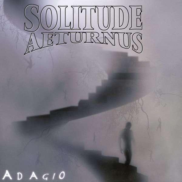 SOLITUDE AETURNUS - Adagio - CD Jewelcase