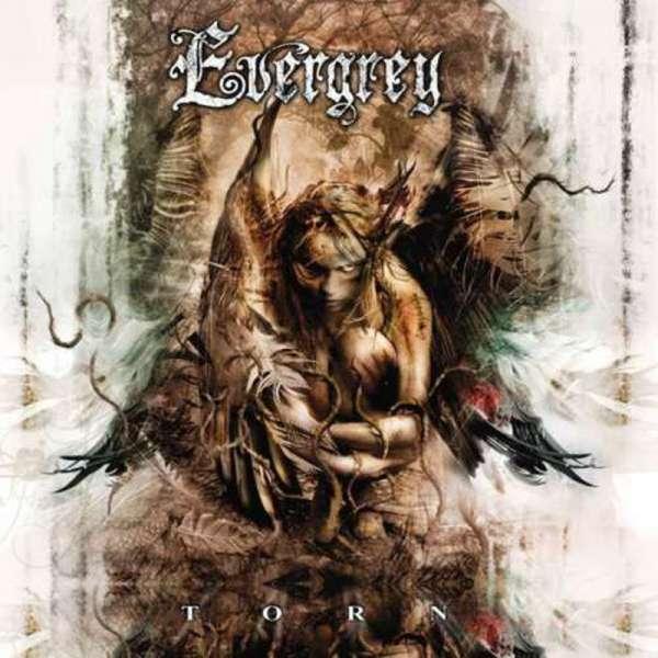 EVERGREY - Torn - Digipak-CD (Steamhammer Edition)