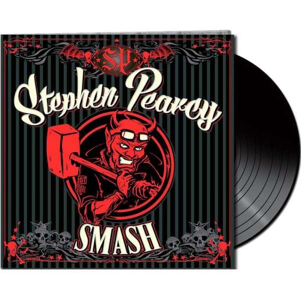 STEPHEN PEARCY - Smash - Ltd. Gatefold BLACK LP