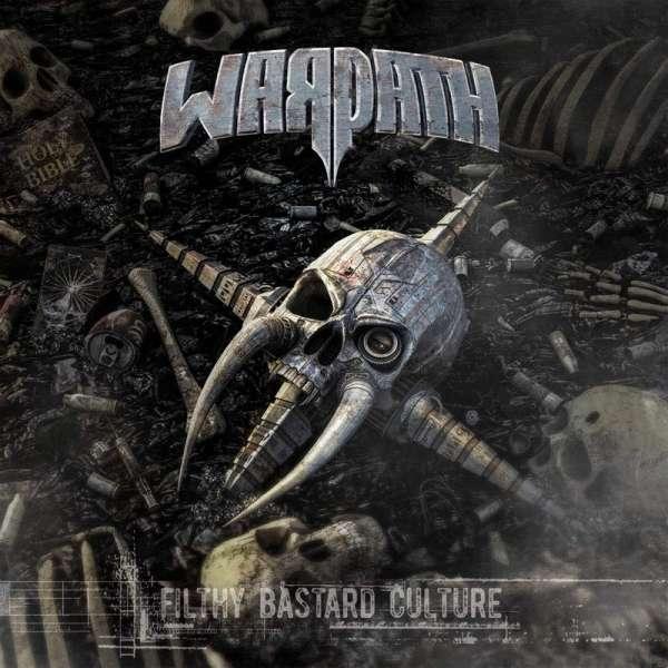WARPATH - Filthy Bastard Culture - Ltd. Gatefold BLACK LP