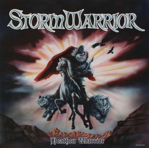 STORMWARRIOR - Heathen Warrior - CD Jewelcase