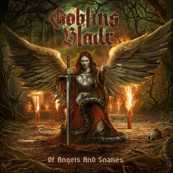 GOBLINS BLADE - Of Angels And Snakes - Digipak-CD