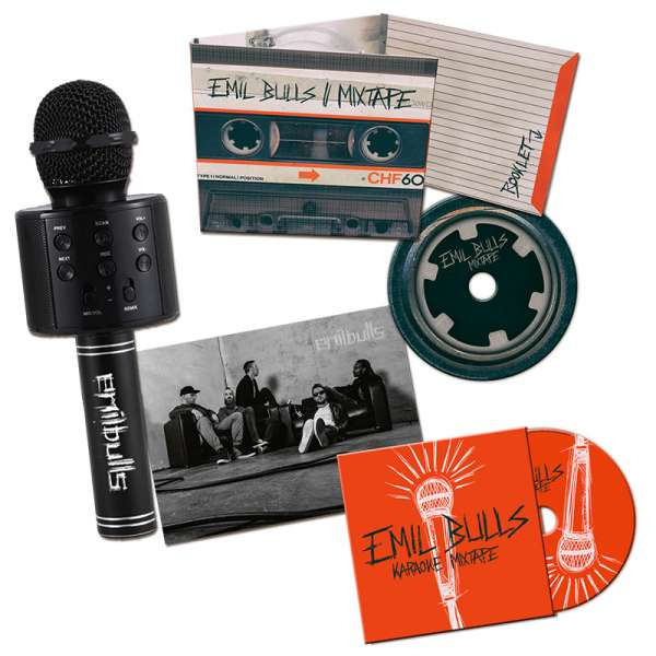 EMIL BULLS - Mixtape - Ltd. Boxset