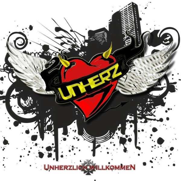 UNHERZ - Unherzlich Willkommen - CD Jewelcase