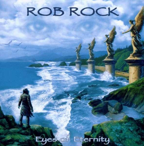 ROB ROCK - Eyes Of Eternity - CD Jewelcase