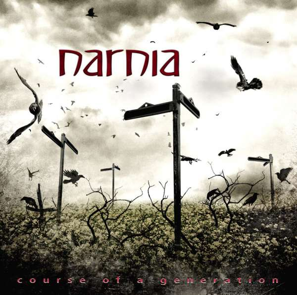NARNIA - Course Of A Generation - CD Jewelcase