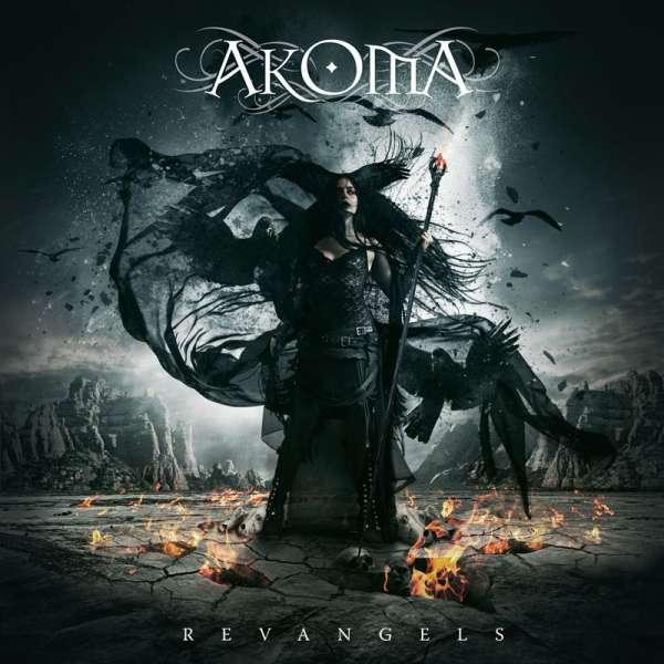 AKOMA - Revangels - CD Jewelcase