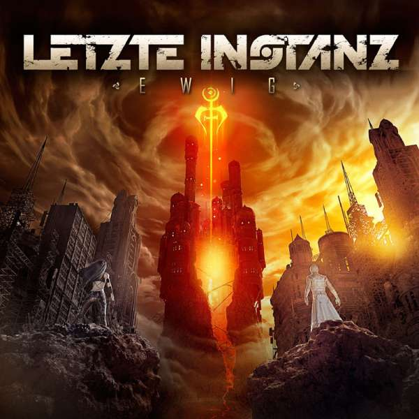 LETZTE INSTANZ - Ewig - Ltd. Digipak-CD