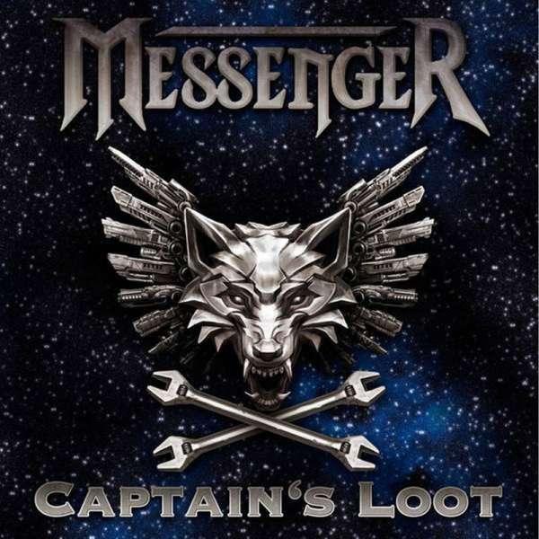 """MESSENGER - Captain's Loot - Ltd. Gatefold BLACK 12""""-MLP"""