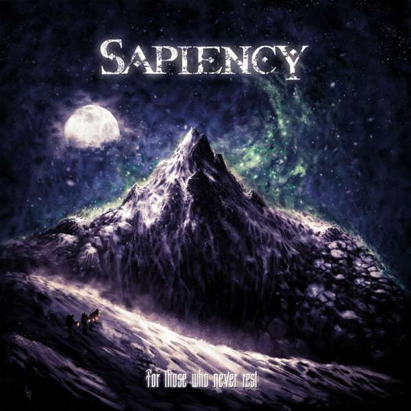 SAPIENCY - For Those Who Never Rest - CD (Jewelcase)