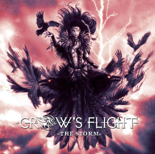 CROW'S FLIGHT - The Storm - CD (Jewelcase)