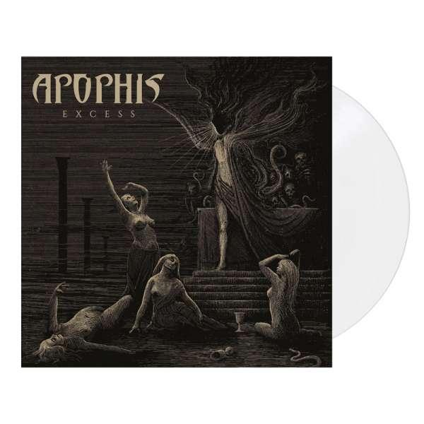 APOPHIS - Excess - Ltd. WHITE LP