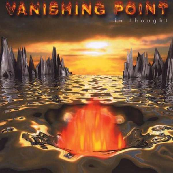 VANISHING POINT - In Thought - CD