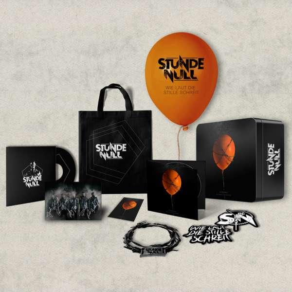 STUNDE NULL - Wie laut die Stille schreit - Ltd. Boxset