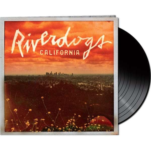 RIVERDOGS - California - Ltd. Gatefold BLACK LP