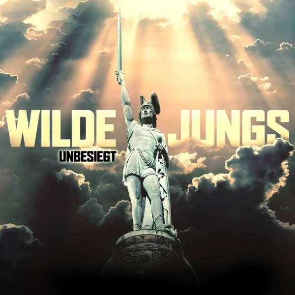 WILDE JUNGS - Unbesiegt - CD (Jewelcase)