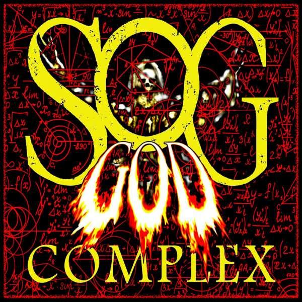 SOG - GOD COMPLEX - CD (Jewelcase)