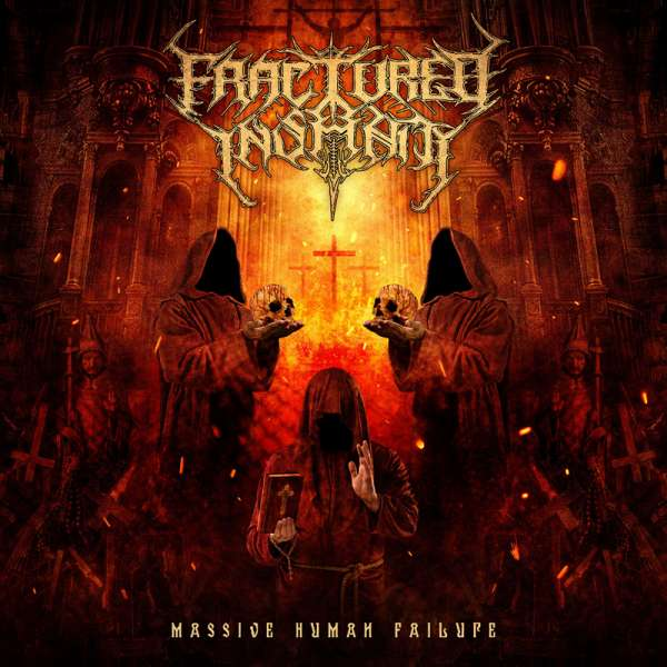 FRACTURED INSANITY - Massive Human Failure - CD Jewelcase