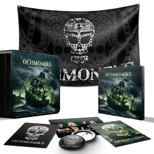 OCHMONEKS - Gegenwind - Ltd. Boxset