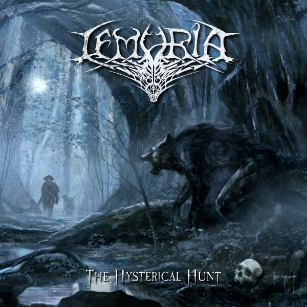 LEMURIA - The Hysterical Hunt - CD Jewelcase