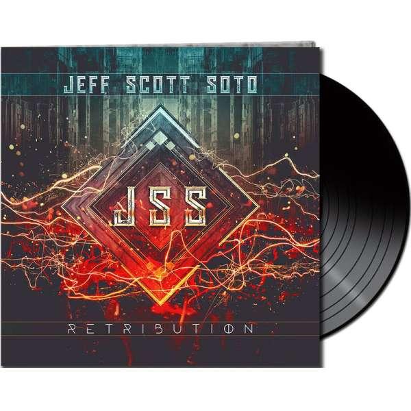 JEFF SCOTT SOTO - Retribution - Ltd. Gatefold BLACK LP