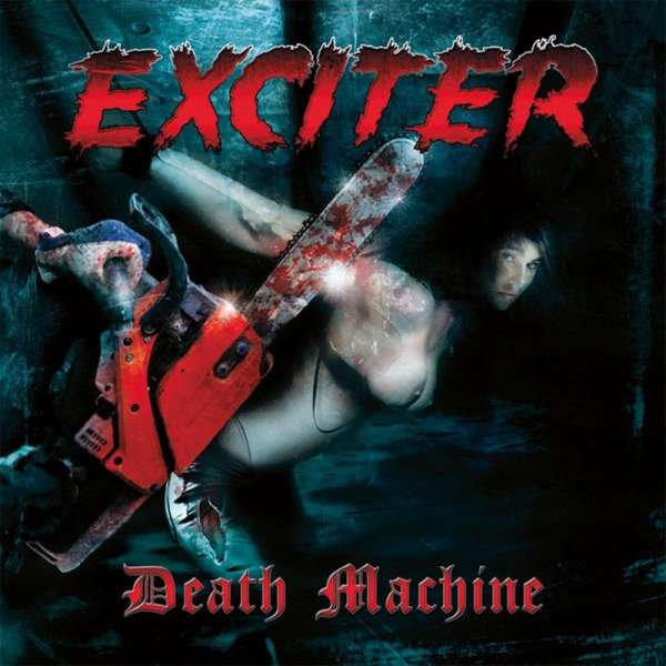 EXCITER - Death Machine - Ltd. Digipak-CD