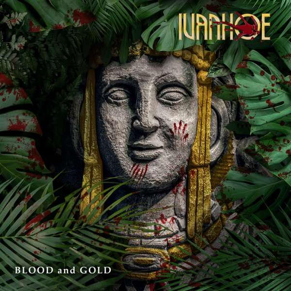 IVANHOE - Blood And Gold - Digipak-CD