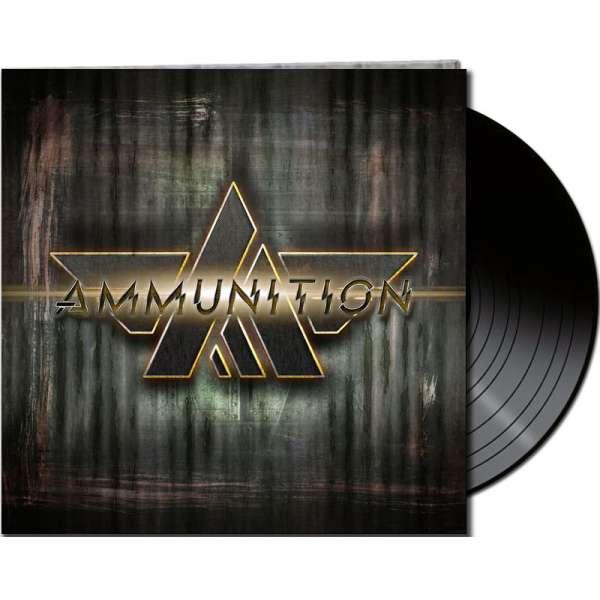 AMMUNITION - Ammunition - Ltd. Gatefold BLACK LP