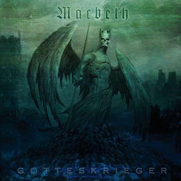 MACBETH - Gotteskrieger - CD Jewelcase