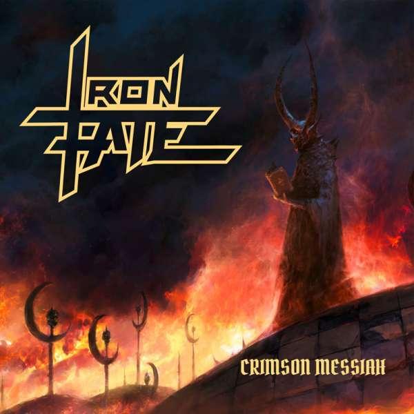 IRON FATE - Crimson Messiah - Digipak-CD
