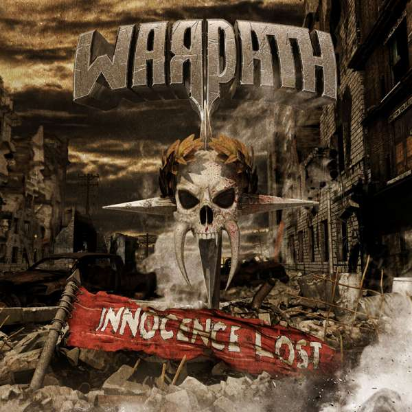WARPATH - Innocence Lost: 30 Years Of Warpath - Digipak-CD