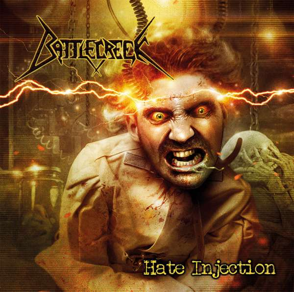 BATTLECREEK - HATE INJECTION - LTD VINYL