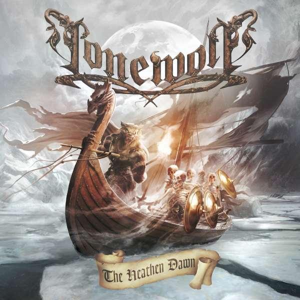 LONEWOLF - The Heathen Dawn - CD Jewelcase