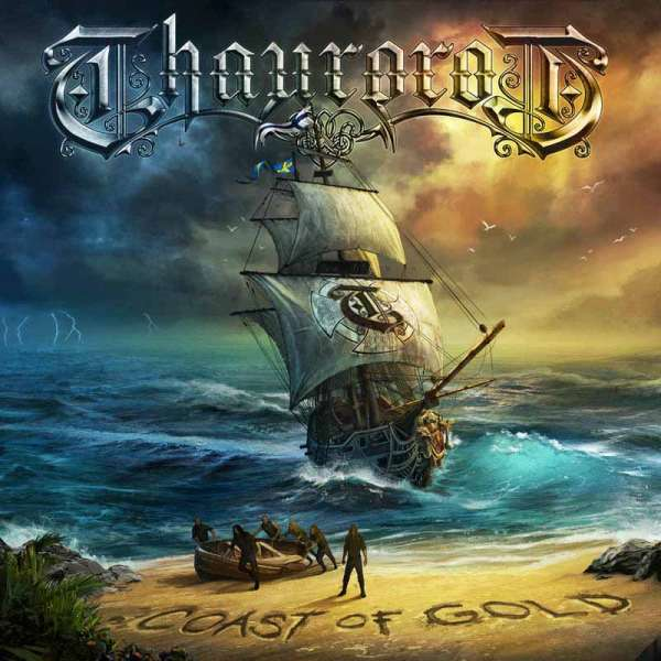THAUROROD - Coast Of Gold - Digipak-CD