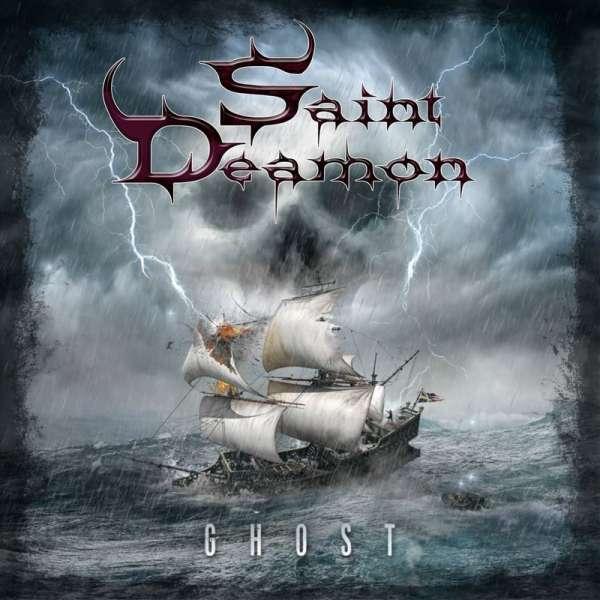 SAINT DEAMON - Ghost - CD (Jewelcase)