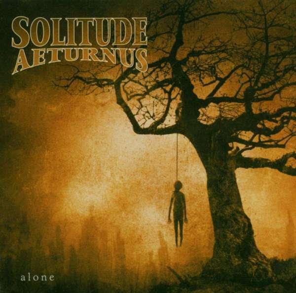 SOLITUDE AETURNUS - Alone - CD Jewelcase