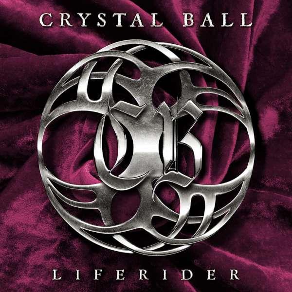CRYSTAL BALL - Liferider - CD Jewelcase