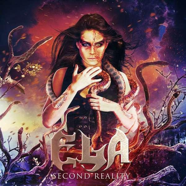 ELA - Second Reality - CD Jewelcase