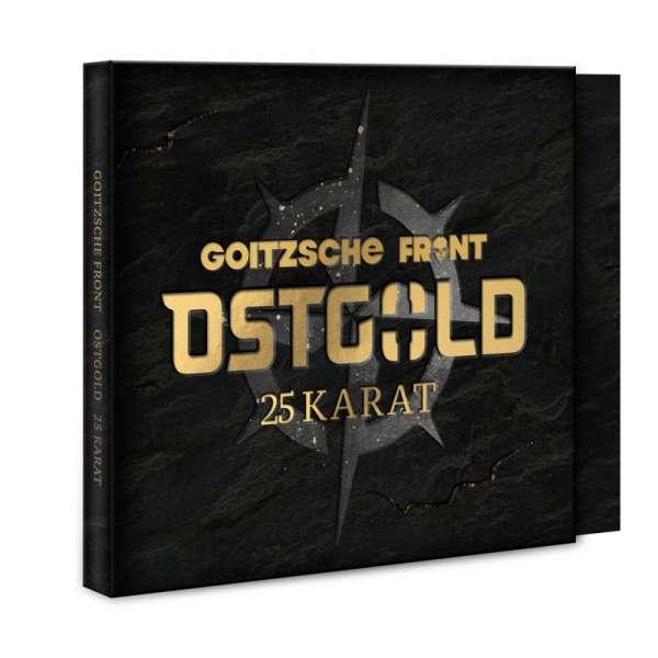 GOITZSCHE FRONT - Ostgold - 25 Karat - Digipak-CD