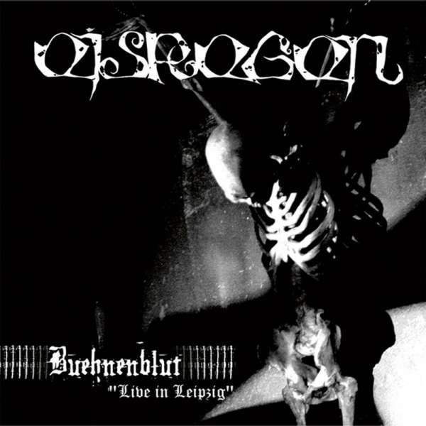 EISREGEN - Bühnenblut - Live In Leipzig - 2-CD Jewelcase