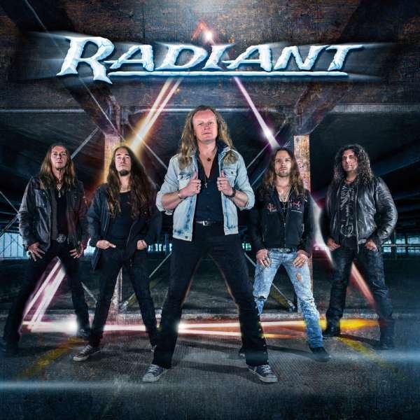 RADIANT - Radiant - Digipak-CD
