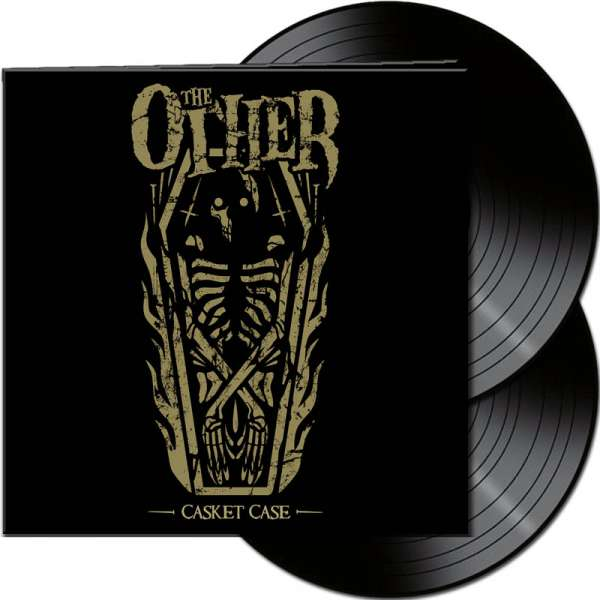 THE OTHER – Casket Case - Ltd. Gatefold BLACK 2-LP