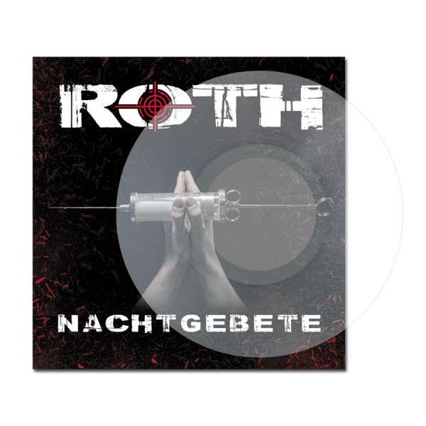 ROTH - Nachtgebete - Ltd. CLEAR LP