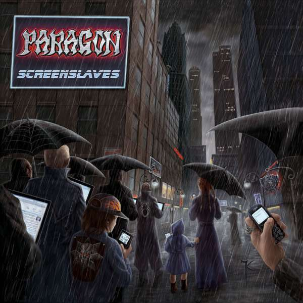 PARAGON - Screenslaves - Ltd. Digipak-CD