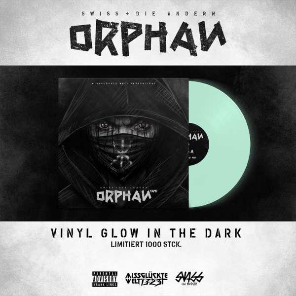 SWISS & DIE ANDERN - Orphan - Ltd. GLOW IN THE DARK Vinyl