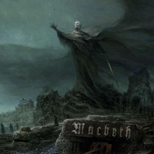 MACBETH - Gedankenwächter - Ltd. Gatefold CLEAR LP